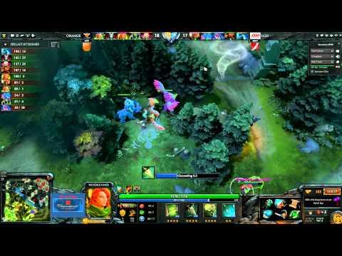 LGD vs Orange Game 2 Romanian Commentary