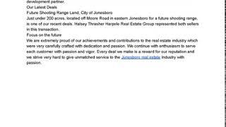 Rental Homes Jonesboro AR - Halsey Thrasher Harpole