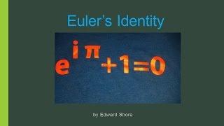Euler Identity: e^(i*pi) + 1 = 0