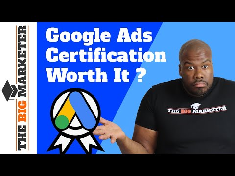 Google Ads (AdWords) Certification - It's NOT REALLY Worth It ...