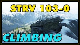 World of Tanks   Climbing - Strv 103-0 - 9 Kills - 8.2K Damage