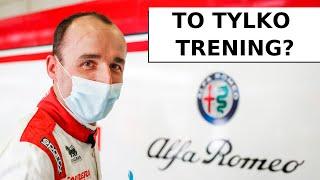Kubica 18. w treningu - czy musiał coś udowodnić? Alonso chce do Mercedesa? || Ósmy bieg #80