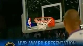 Allen Iverson 2008 NBA All Star Highlight LeBron James MVP
