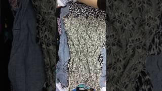 Extra платья s италия 4пак 12.35кг 9.10€/кг 54шт