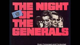 Maurice Jarre - The Night of the Generals (extended suite)
