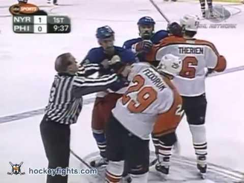 Todd Fedoruk vs. Steve McKenna