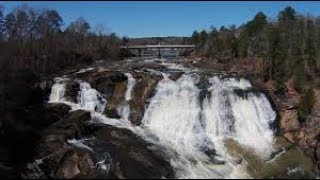 President's Day Weekend at High Falls State Park Video