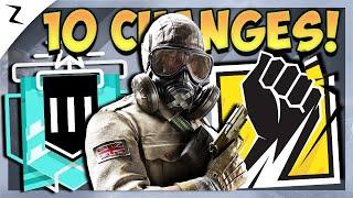 10 Major Updates! Ranked Rework! | Finka & Goyo - Rainbow Six Siege