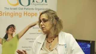"""ד""""ר ורד שבת סחייק, הטיפול הגאסטרואנטולוגי בחולי גיסט"""