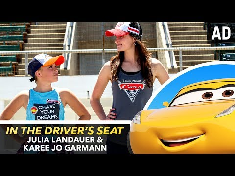 In The Driver's Seat | Julia Landauer and Karee Jo Garmann | Disney•Pixar