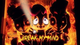 [SFM] Five Nights at Pinkie's 4 - Break My Mind (DAGames) [60FPS, FullHD] [CC]