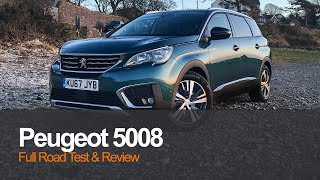 Peugeot 5008 Review & Full Road Test | Planet Auto