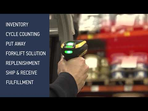 Datalogic PowerScan 95X1 Auto Range | Power up your workforce