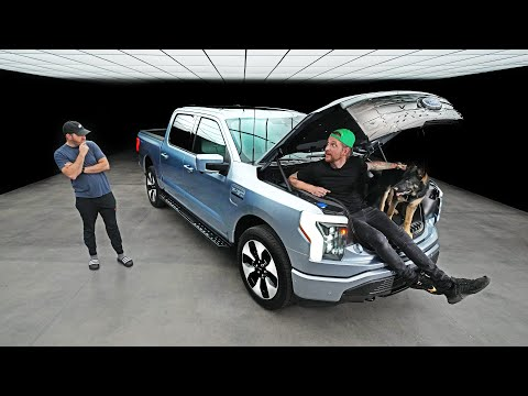 Ford F-150 Lightning Electric Just Changed the Game ft. Peter McKinnon