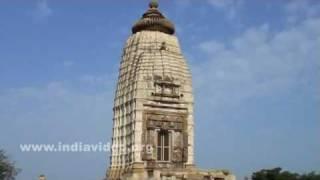 Parvati Temple at Khajuraho in Madhya Pradesh