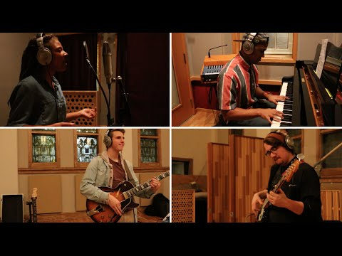 Here is a video of me playing piano in a YouTube cover recorded live at the legendary Ocean Way Studios Nashville.