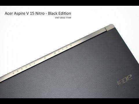 Acer Aspire V15 Nitro Black Edition VN7-591G-77A9 - Erster Eindruck (Deutsch)