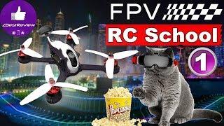 ✔ Как научиться летать на FPV квадрокоптере?! Подробно и с примерами!