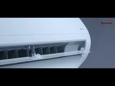 Кондиционер Neoclima NS/NU-24AHEw (Therminator 2.0 ( -7 С ) Video #1