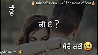 Kinna Pyar || Balraj || very  💕sweet💟touching song|| punjabi whatsapp status video