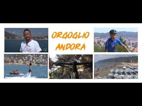 #ORGOGLIOLIGURIA: ANDORA SOPRA LE RIGHE