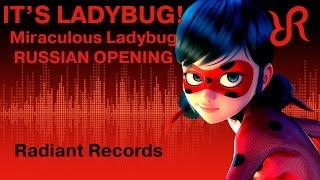 #Miraculous #Ladybug (OP) [It's Ladybug] Wendy Child & Cash Calloway RUS song #cover