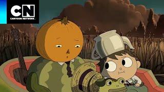 El tomo de lo desconocido   Pilotos del Programa de Artistas   Cartoon Network