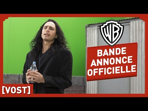 The Disaster Artist - Bande Annonce Officielle (VOST) - James Franco