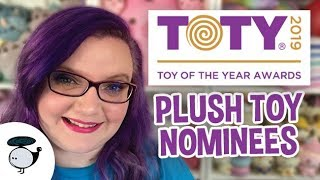 TOTY Awards 2019: Plush Toy Nominees!