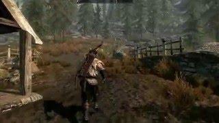 "The Elder Scrolls 5 Skyrim ""Карта сокровищ IV"""