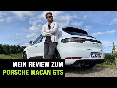 2020 Porsche Macan GTS (380 PS) Fahrbericht | Review | Test | Launch Control | 0-100 km/h | Sound 🏁