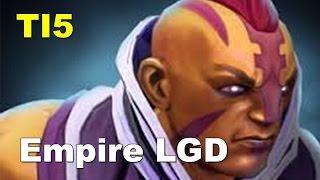 Empire LGD Game 2 TI5 Dota 2