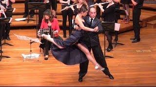 La Cumparsita Tango - Gerardo Matos Rodriguez - Tango Dancers