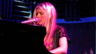 """Dancing on Needles"" - Charlotte Martin - Joe's Pub 1/16/2011"