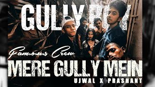 MERE GULLY MEIN   DIVINE feat. Naezy   FAM.O.U.S Crew