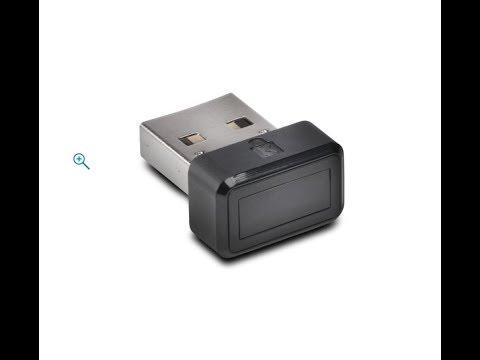 Kensington VeriMark™ Fingerprint Key Unboxing Review