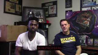 Deontay Wilder Trainers Coach Cuz and Jay Deas Talk About How Potential Fury Fight Came To Be