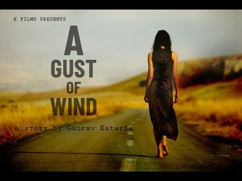A gust of wind