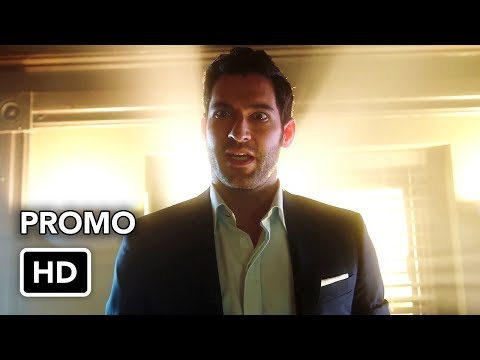 Lucifer Season 3 Promo 'Good To Be Back'