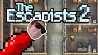 The Escapists 2 - I AM THE BED DUMMY - #2 Let's Play The Escapists 2 Gameplay