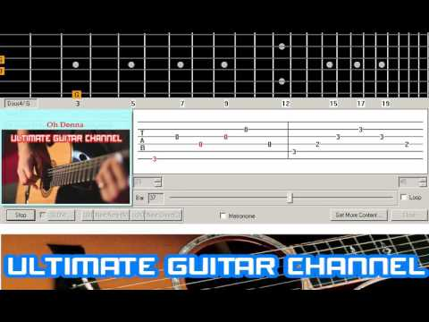 Download how to play oh donna by ritchie valens on acoustic guitar ...
