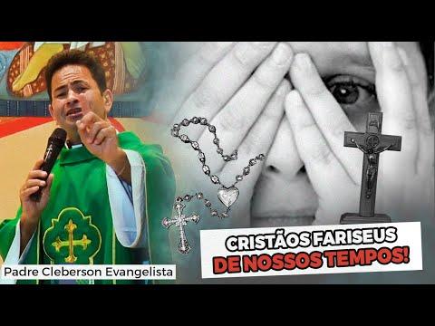 CRISTÃOS FARISEUS DE NOSSOS TEMPOS!