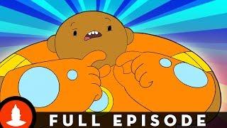Dan Before Time (Bravest Warriors - Ep. 8 Season 1 on Cartoon Hangover)
