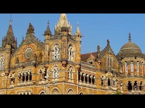 Heritage Buildings Of India | CST - Chhatrapati Shivaji Terminus Railway Station, Mumbai