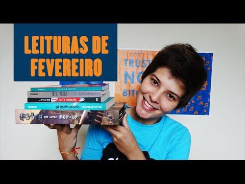 LEITURAS DE FEVEREIRO | Quatro Sentidos