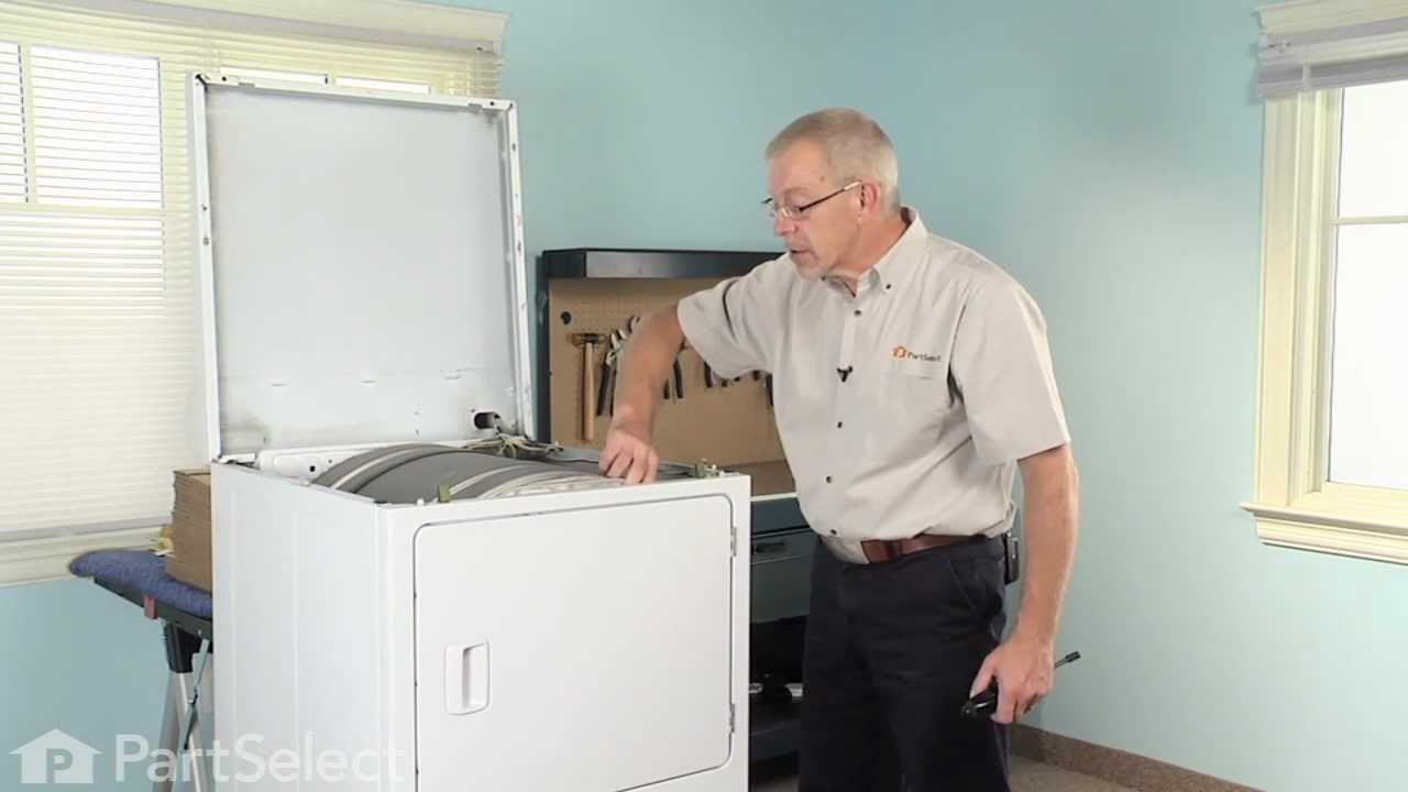 Replacing your Amana Dryer Thrust Washer