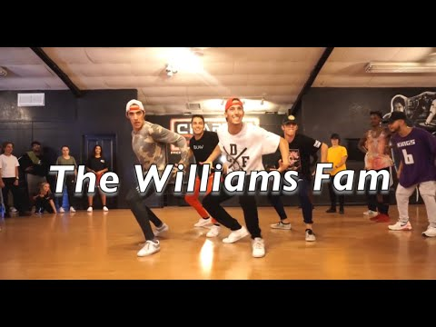 Dopebwoy - Cartier ft. Chivv & 3robi | Chapkis Dance | The Williams Fam