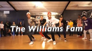 Dopebwoy   Cartier Ft. Chivv & 3robi | Chapkis Dance | The Williams Fam