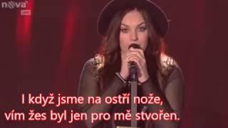 Ewa Farna -  Na ostří nože karaoke