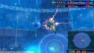 FFX 99 Shot Aurochs Spirit - Wakka's Ultimate Blitzball Technique
